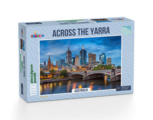 Load image into Gallery viewer, Pre-Order- Across the Yarra 1000pc