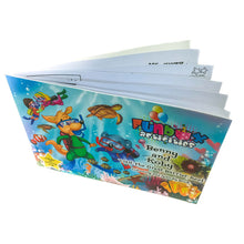 Load image into Gallery viewer, Activity Book - Benny and Koby Visit The Great Barrier Reef
