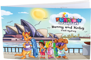 Budget Activity Books (50 Pack) - 35c each