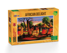 Load image into Gallery viewer, African Delight - 1000 Pieces