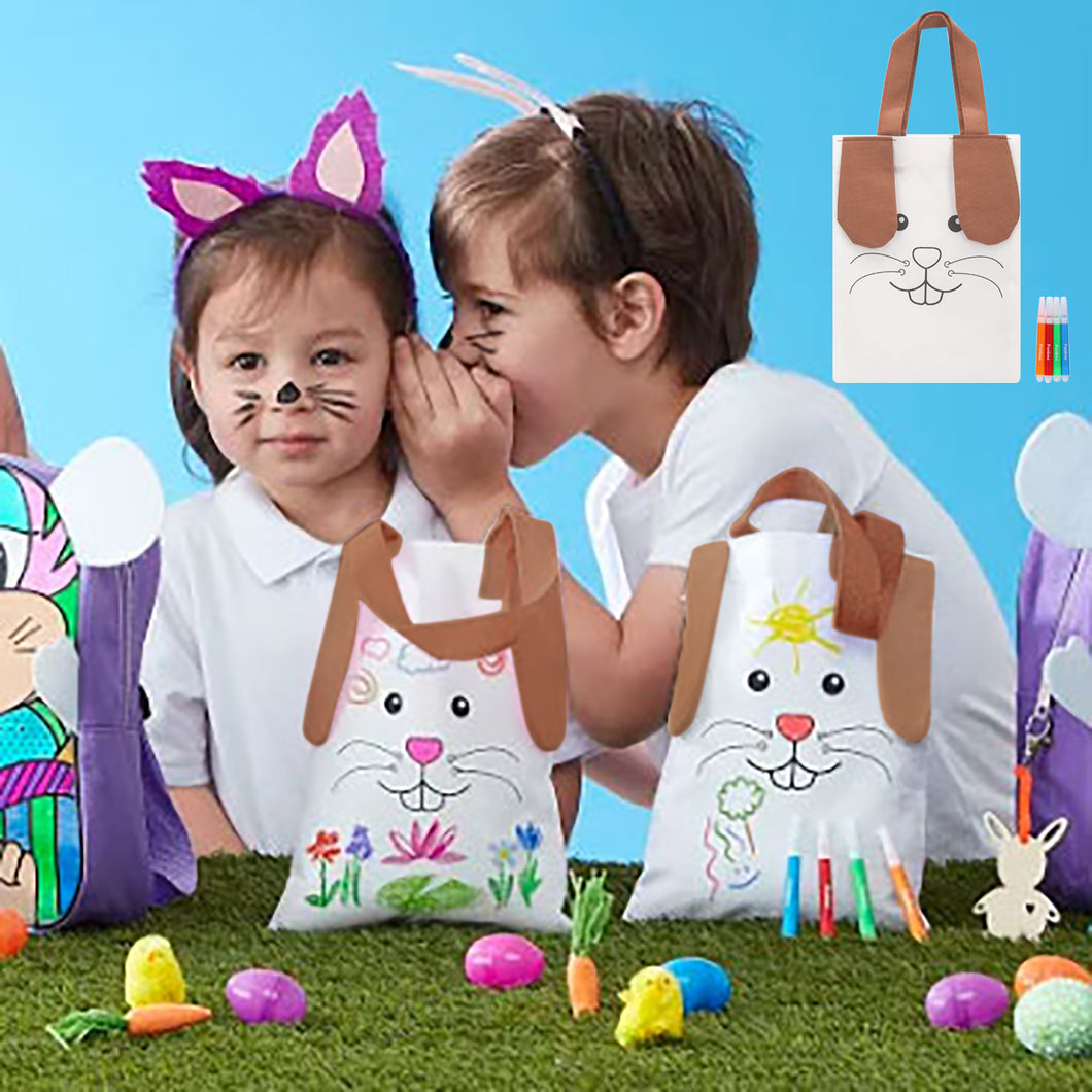 Bunny Tote Bag - Bulk From 99c