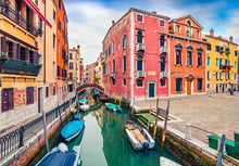 Load image into Gallery viewer, Burano Canals 1000pc
