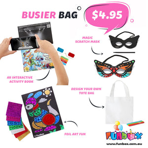 Boredom Buster - Busier Bag Kit