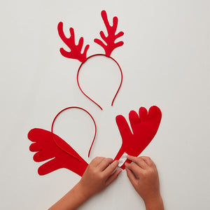 DIY Christmas Reindeer Antlers - from 99c