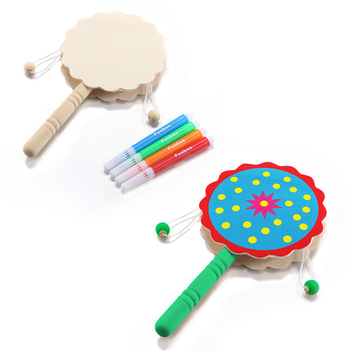 DIY Percussion Hand Drum