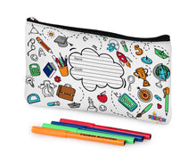 Load image into Gallery viewer, Back To School Pencil Case