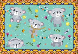 Cute Koala Jigsaw Puzzle 500 Pieces