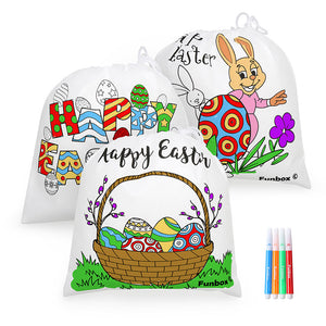Easter Drawstring Bags - From 99c