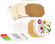 Load image into Gallery viewer, Pre-order for July DIY Flower Press Kit