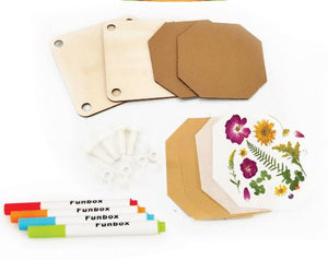 Pre-order for July DIY Flower Press Kit