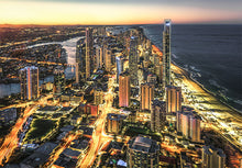 Load image into Gallery viewer, Gold Coast Skyline 1000pc