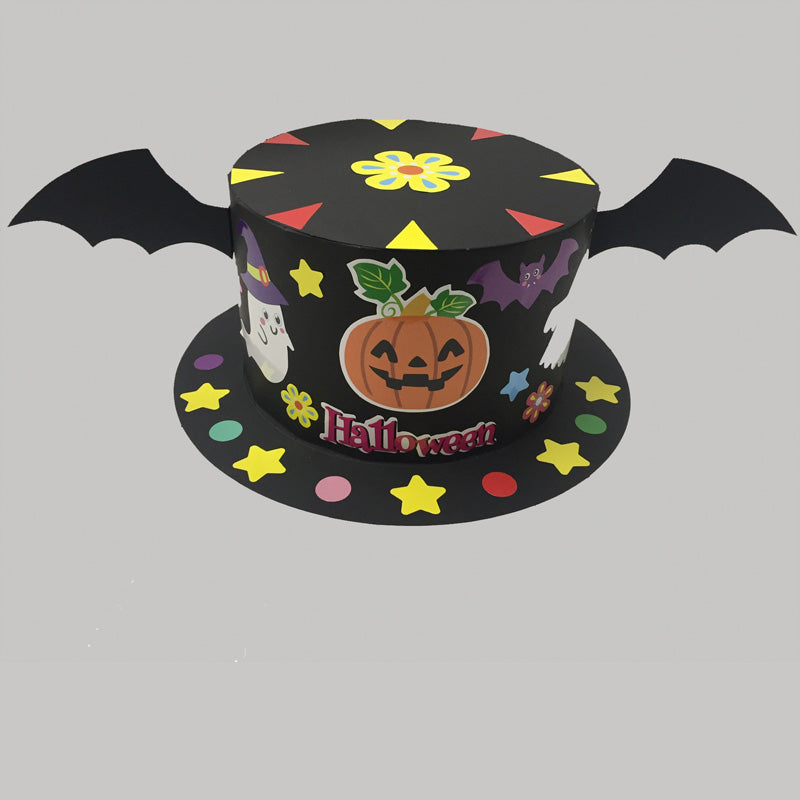 Halloween DIY Top Hat Kit - from $1.50