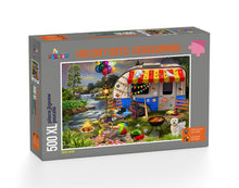 Load image into Gallery viewer, Holiday Days: Caravanning - 500XL Pieces