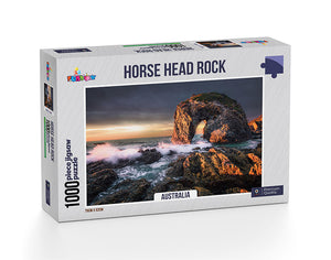 Horse Head Rock - Australia 1000pc