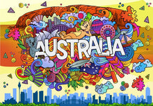 Load image into Gallery viewer, Iconic Australia 1000pc