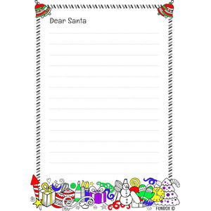 Letter to Santa Gift Bag Kit - Only 99c