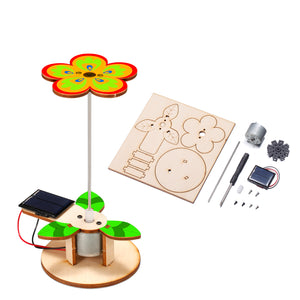 DIY Solar Flower Kit