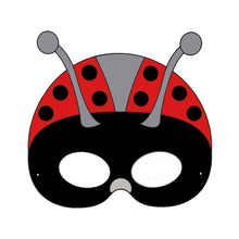 Load image into Gallery viewer, Ladybug Colour in Mask - from 49c