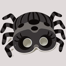Load image into Gallery viewer, Spider Colour-In Mask - from 50c