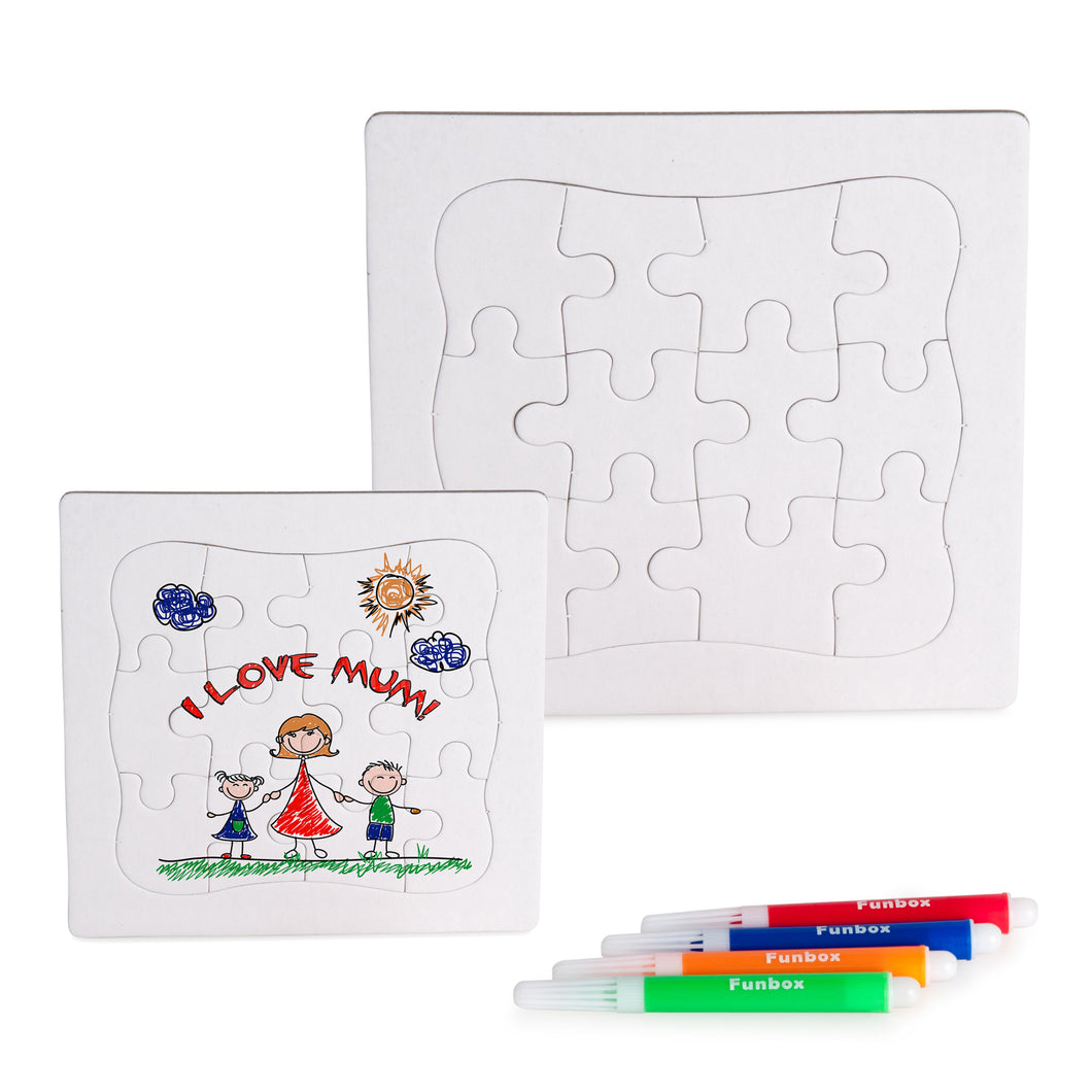 Design Your Own Mothers Day Puzzle Kit
