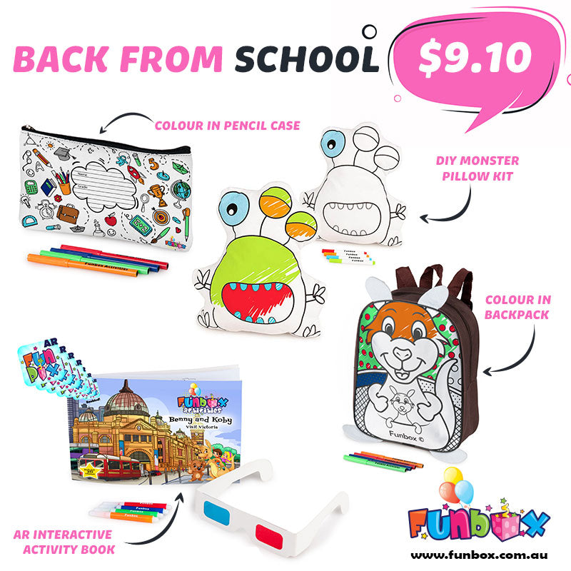 Boredom Buster - Back from School Kit