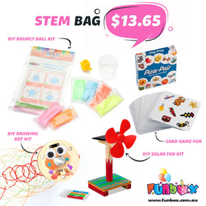 Boredom Buster - STEM Kit