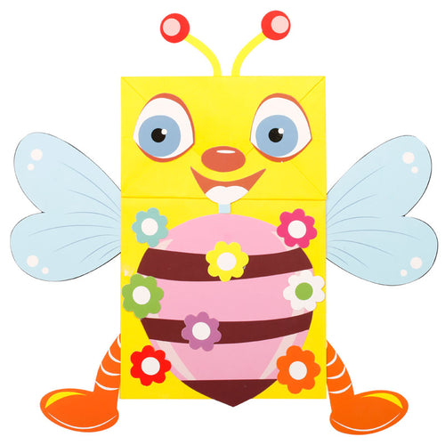 Bee Paper Bag Kit - from 99c