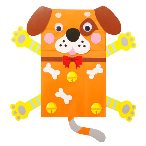 Dog Paper Bag Kit  - from 99c