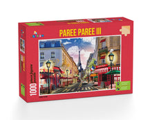 Load image into Gallery viewer, Paree Paree Part III Puzzle 1,000 pieces