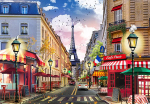Paree Paree Part III Puzzle 1000 Pieces