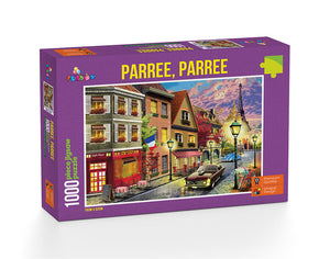 Paree, Paree Part II Jigsaw 1000pc