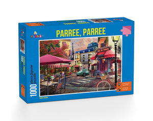 Pre-Order: Paree, Paree Part I 1000pc
