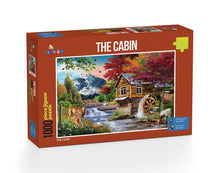 Load image into Gallery viewer, Perfect Places: The Cabin 1000pc