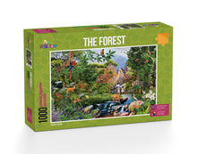 Load image into Gallery viewer, Perfect Places: The Forest Jigsaw 1000 Pieces