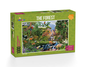 Perfect Places: The Forest Jigsaw 1000 Pieces