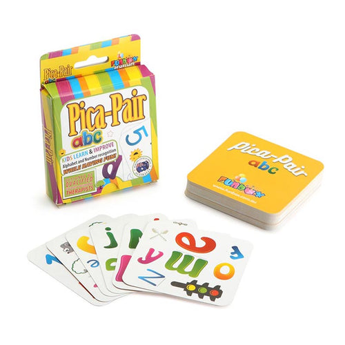 Pica-Pair ABC Matching Game