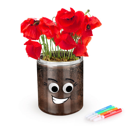 DIY Poppy Jar Kit