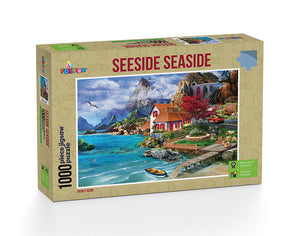 Seeside Seaside - 1000 Piece