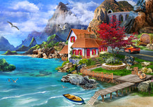Load image into Gallery viewer, Seeside Seaside - 1000 Piece