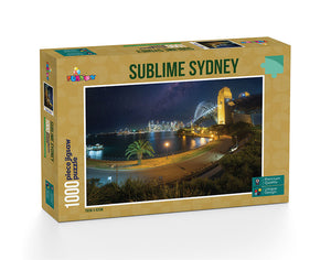 Sublime Sydney 1000pc: Due Mid June