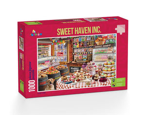 Sweet Haven Inc Puzzle 1,000 pieces