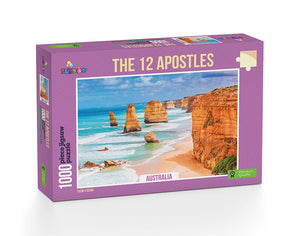 The 12 Apostles 1000pc - Due early October
