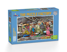 Load image into Gallery viewer, Pre-Order: The Puzzle Factory 1000 Pieces