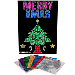 Christmas Foil Art - From 99c - EARLY BIRD SPECIAL - 10% OFF*