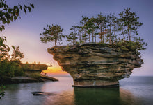 Load image into Gallery viewer, Turnip Rock Jigsaw Puzzle 1000 Pieces