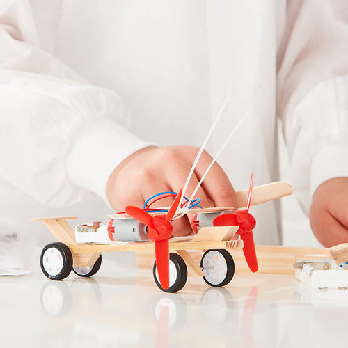 DIY Wooden Airplane Kit