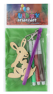 Kangaroo Bag Tag Set
