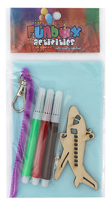 Plane Bag Tag Set