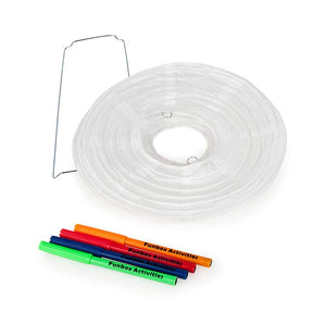 Colour-In Lantern Activity