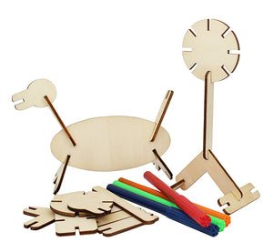 The Imaginator Wooden Activity Set